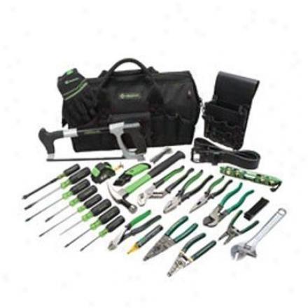 Greenlee Master Kit