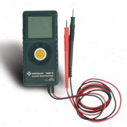 Greenlee Pokcet Multimeter