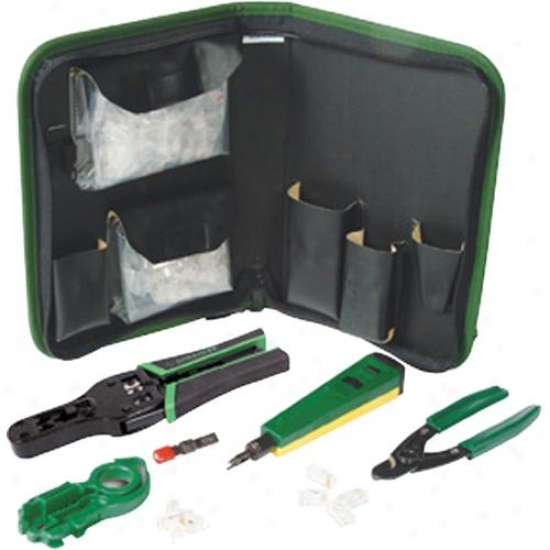 Greenlee Voice And Data Kit