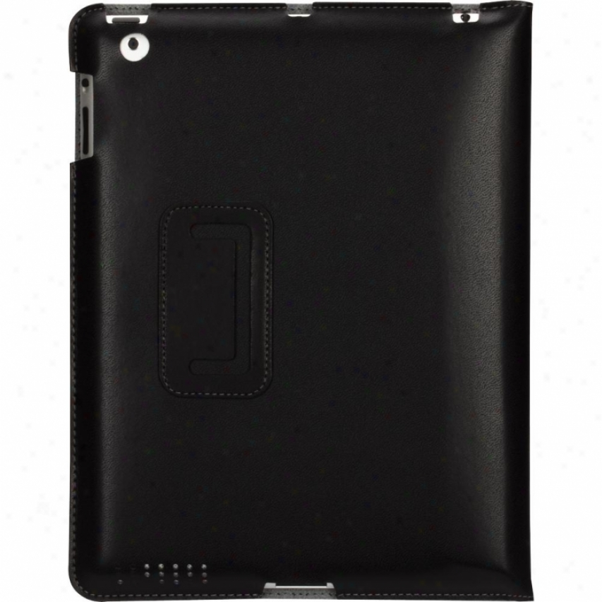 Griffin TechnologyE lan Folio Slim For Ipad 2 And New Ipad 3 - Black