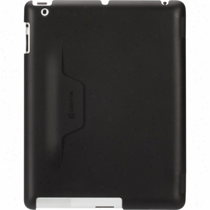 Griffin Technology Gb93745 Intellicase For Ipad 2 And New Ipad 3 - Black