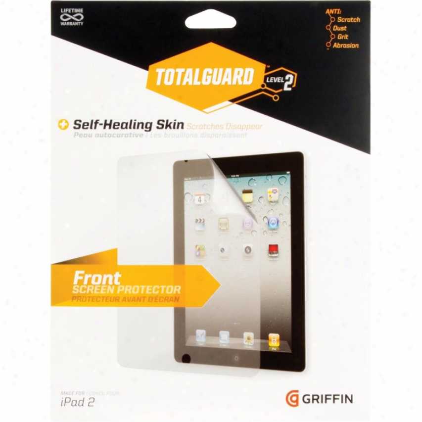Griffin Technology Totalguard Of the same rank 2 Screen Protector For Ipad 2 And New Ipad 3