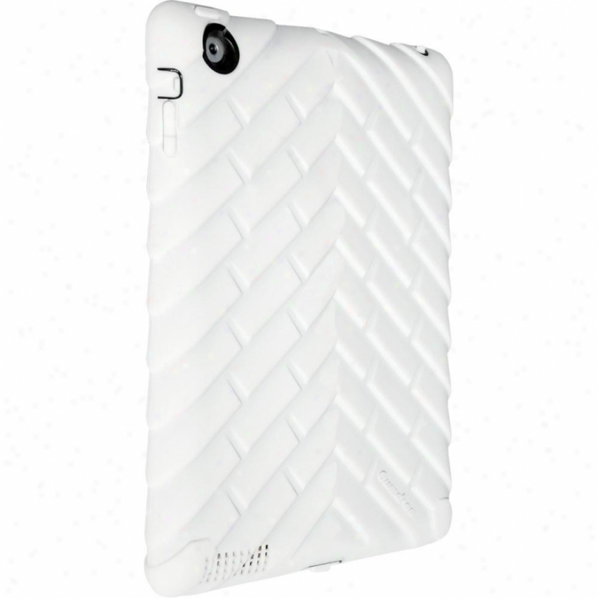 Gumdrop DropS eries New Ipad 3 Case White/black Dsipad3whib
