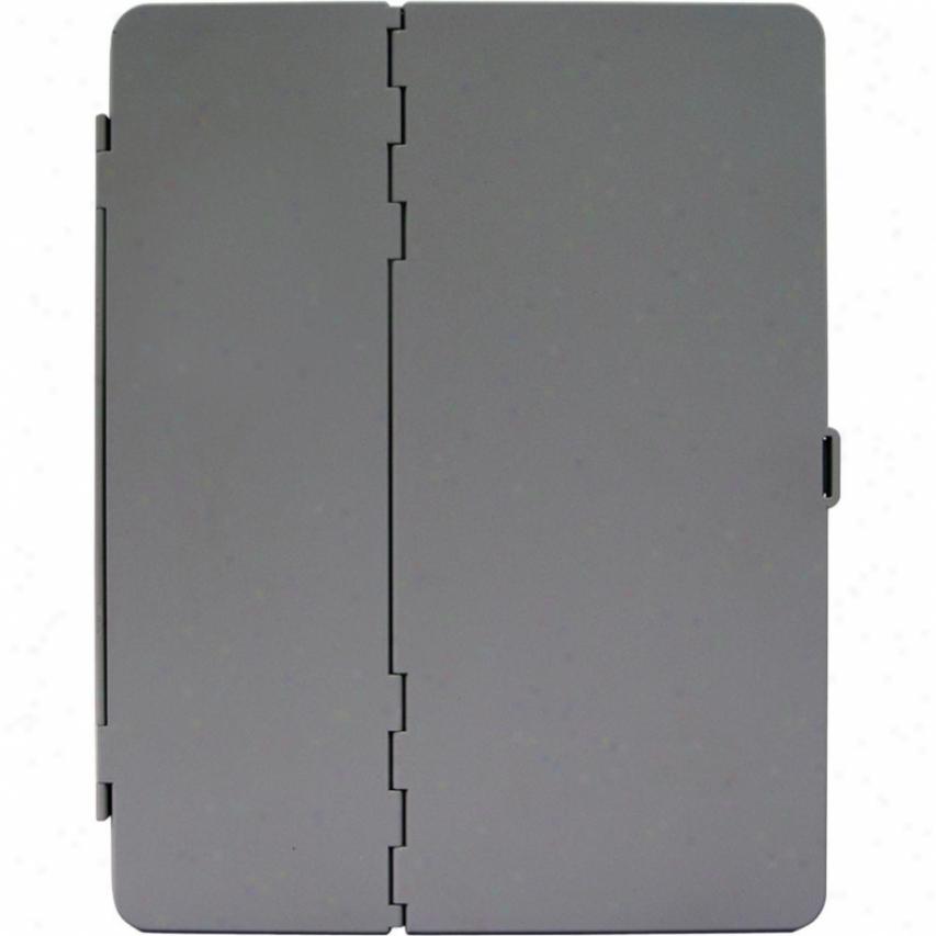 Hammerhead Open Box Hard Shell Case For Ipad 2 - Gray - 3/ham11059