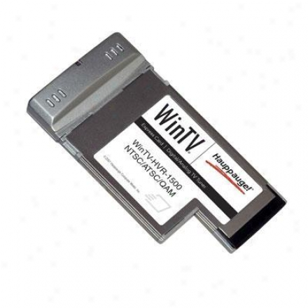 Hauppauge Wintv-hvr-1500 Nb Express Card