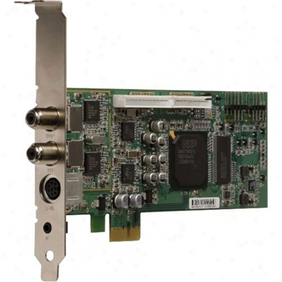 Hauppauge Wintv -hvr-2250 Mc Kit Bundle Pcie Tv Tuner