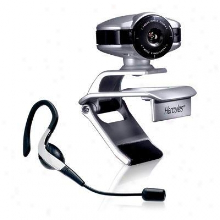 Hercules Dualpix Hd Webcam