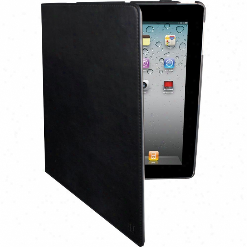 Hex Code Folio For New Ipad 3 And 2 Black
