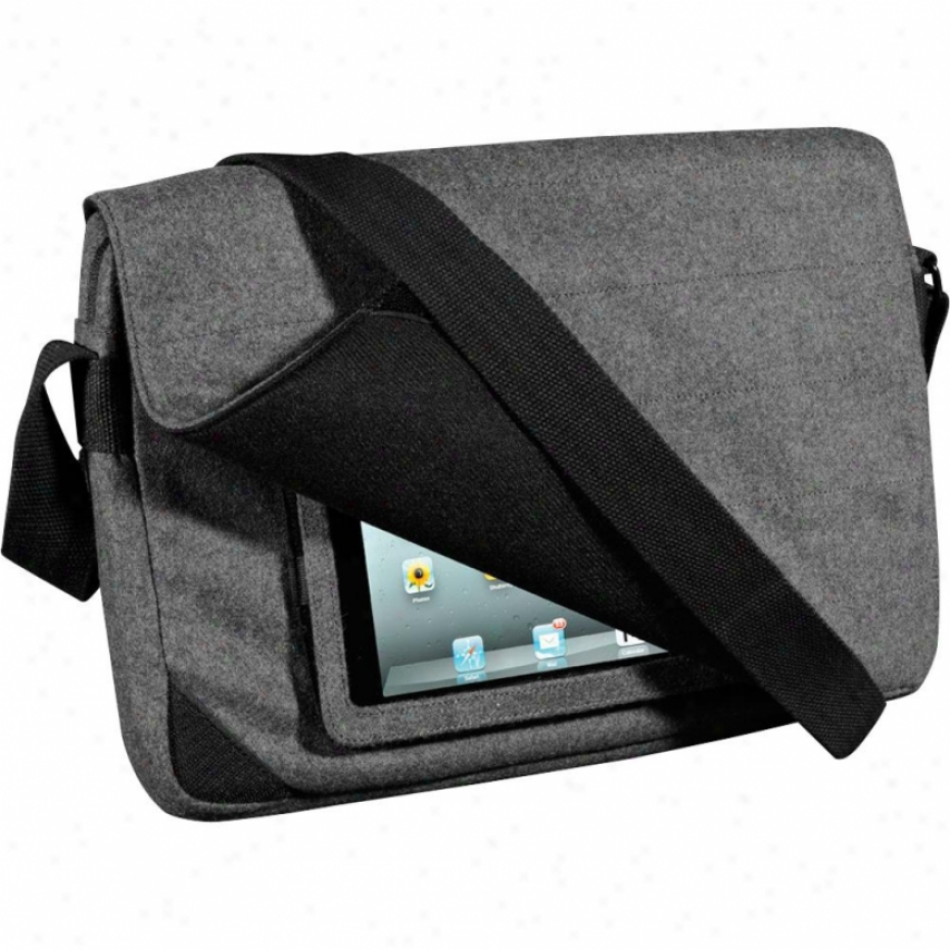 "Hex Varsity 15"" Mssenger Bag For Ipad Or Notebook"