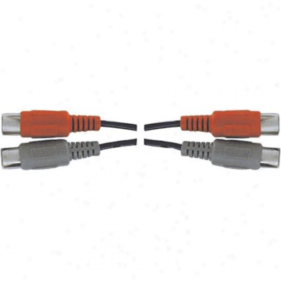 Hosa Mid-201 3.3 Ft. Dual Standard Midi Cable