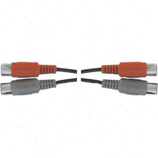 Hosa Mid-203 9.9 Ft. Dual Standard Midi Cable