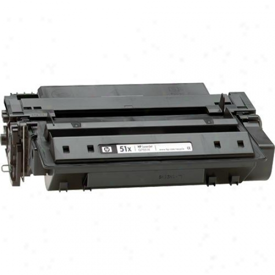 Hp 51x Laserjet Print Cartridge