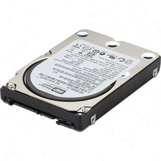 Hp 600gb Sata 10k Sff Internal Hard Drive - Xq245at