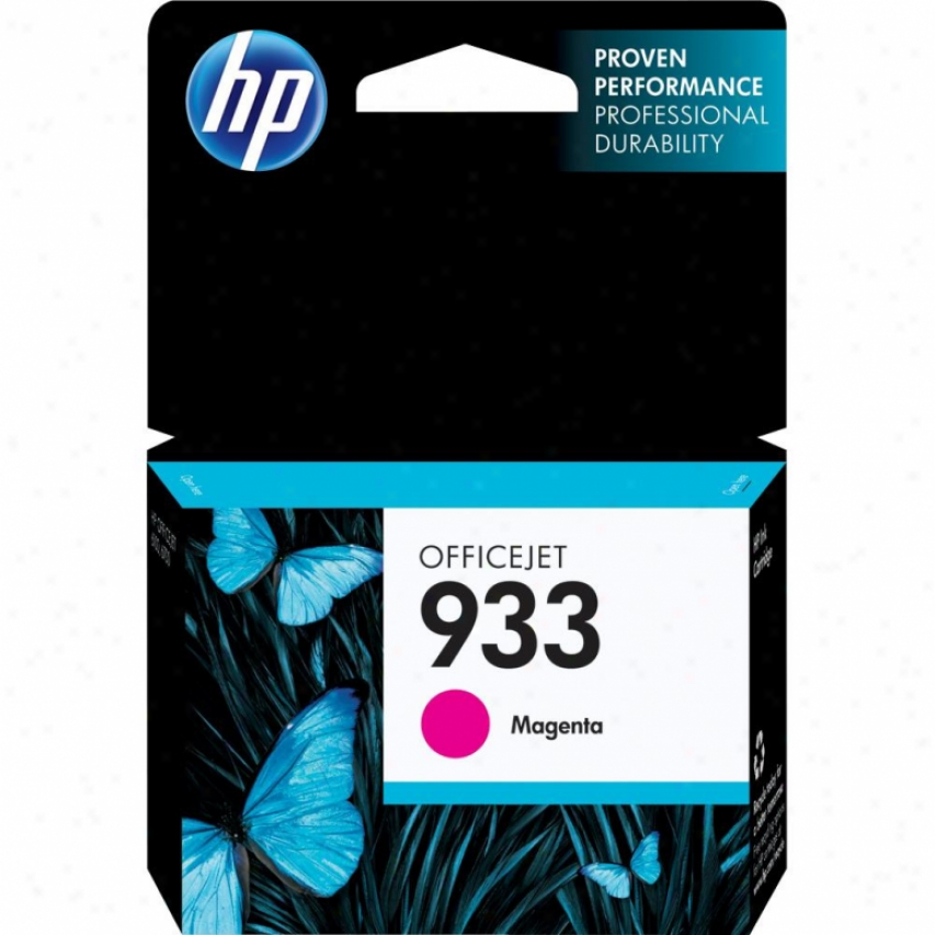 Hp 933 Magenta Officejet Ink Cartridge