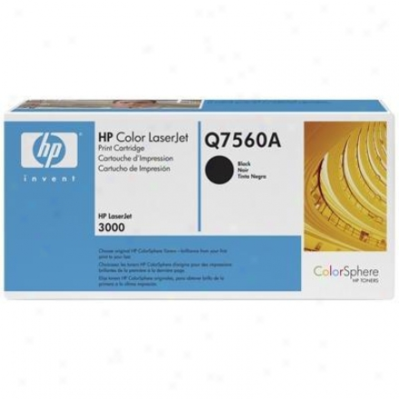 Hp Blk Calico Cartrg For Clj3000