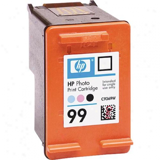 Hp C9369wn 99 Photo Inkjet Print Cartridge