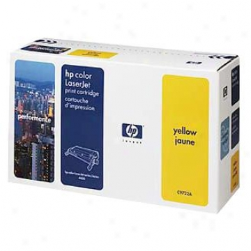 Hp C9722a Print Cartridge