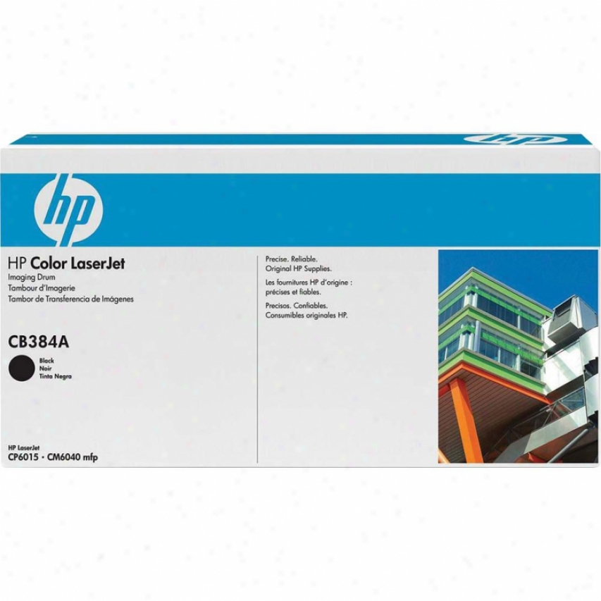 Hp Cb384a Black Image Drum