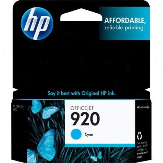 Hp Ch634an 920 Cayn Officejet Ink Cartridge