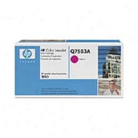 Hp Clrlj Q7583a Magenta Cartridge