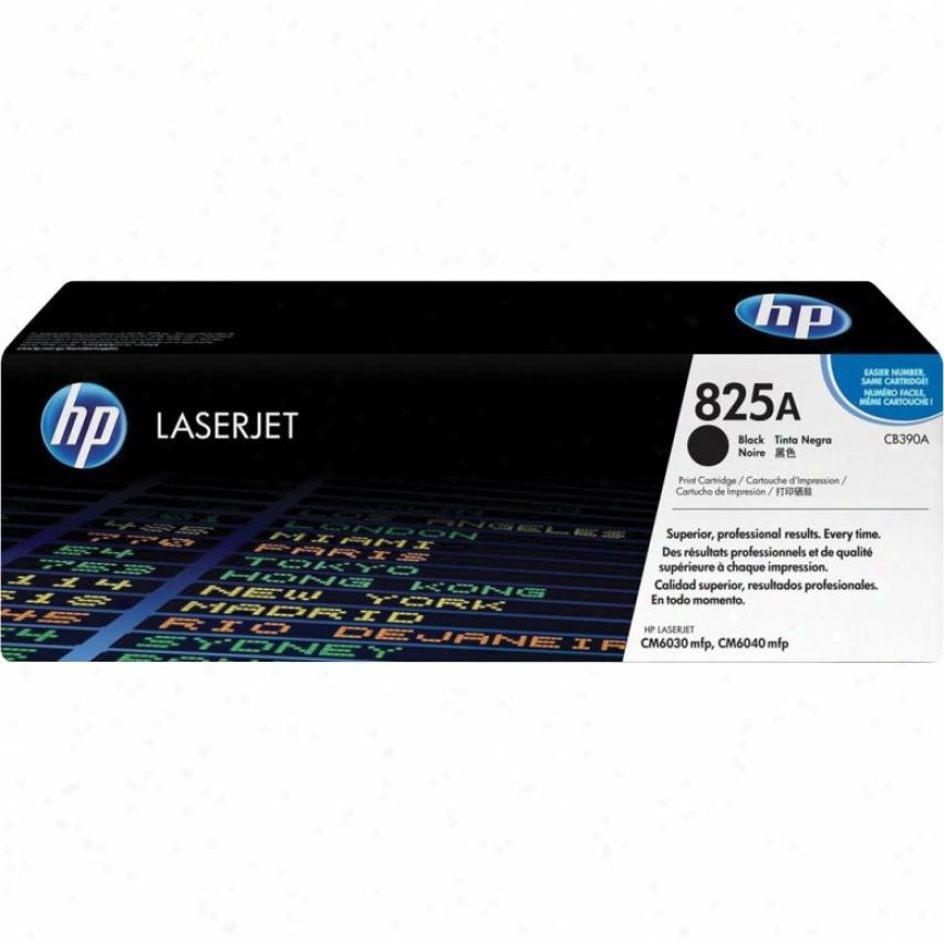 Hp Cm6040mfp Black Print Cartr