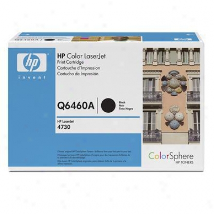 Hp Color Laserjet 4730 Mfp Blk