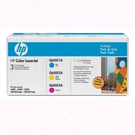 Hp Color Print Cartridge Tri-p