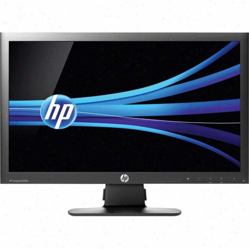 Hp Compaq Le2202x 21.5-inch Led Backlit Lcd Monitor