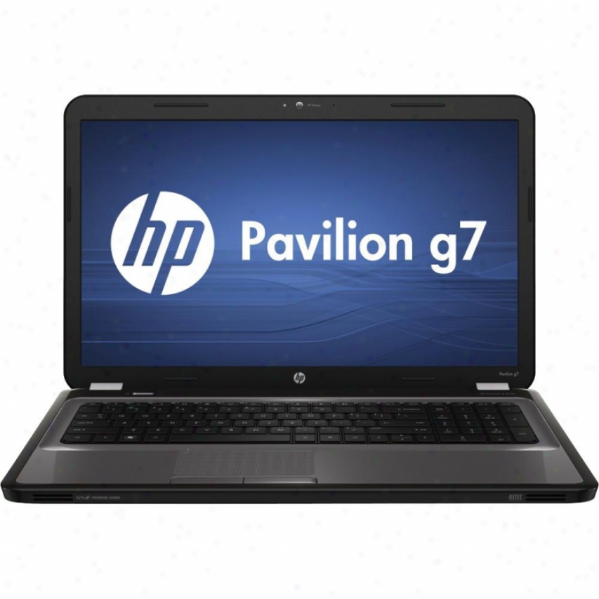 Hp Consumer Refurbished G7 1085nr Notebook Pc Refurbis