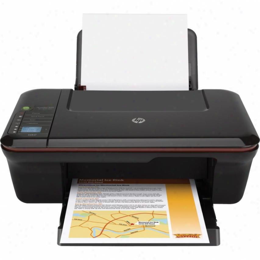 Hp Deskjet 305Oa Wireless E-all-in-one Printer