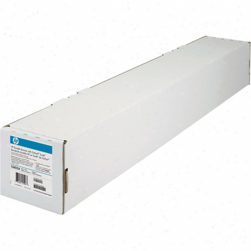 Hp Dhrable Banner Dupont Tyvek 60