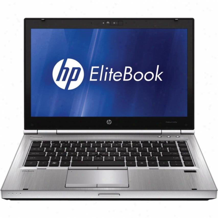 """Hp Elitebook 8460p 14"""" Notebook Pc - Lj541ut"""
