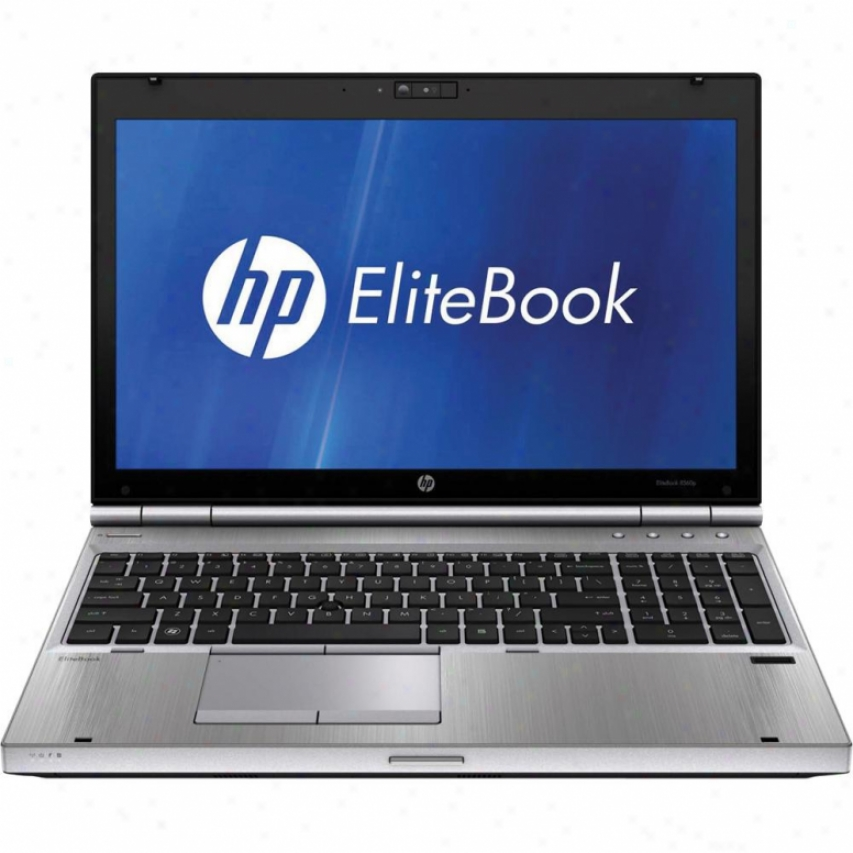 "Hp Elitebook 8560p 15.6"" Business Notebook Pc - Lj547ut"