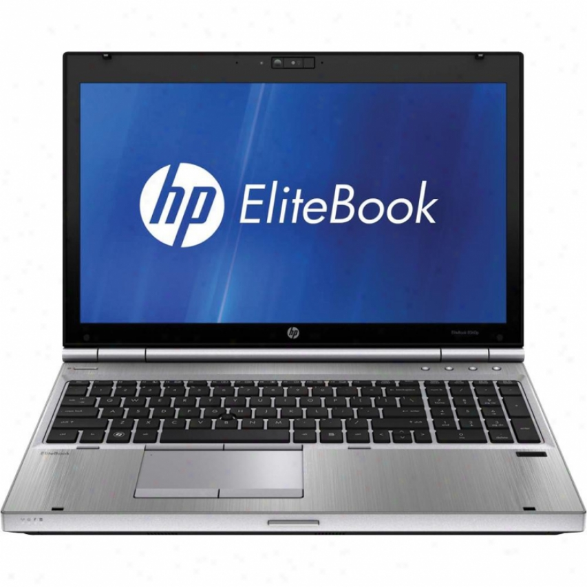 "Hp Eliteboook 8560p 15.6"" Business Notebook Pc - Lj549ut"