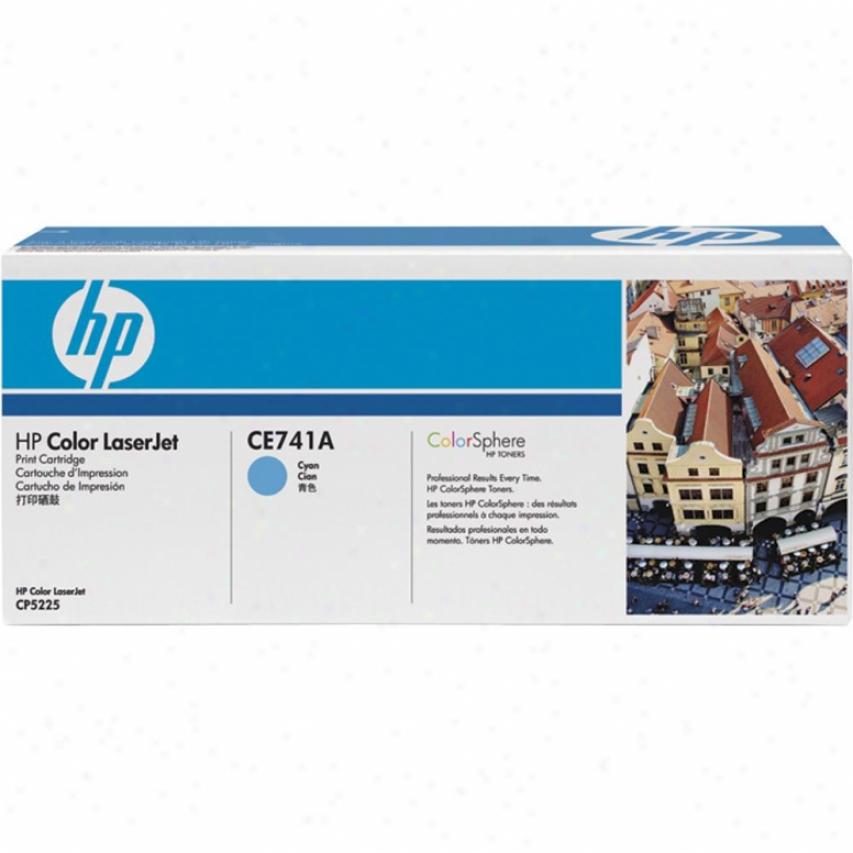 Hp Laserjet Cyan Print Cartri