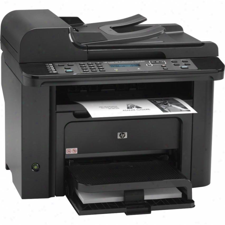 Hp Laserjet Pro M1530 Multifunction Laser Printer