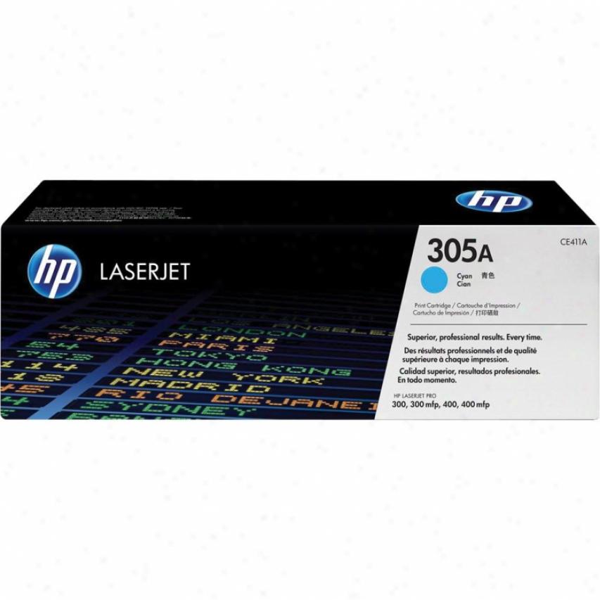 Hp Laserjet Pro M451/m475 Cyn Crt
