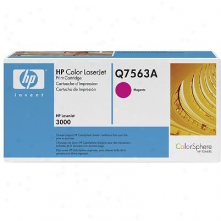 Hp Magen Print Cartrg For Clj3000