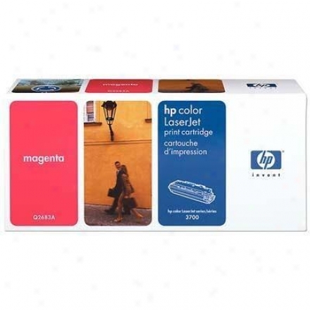 Hp Magenta Print Cartridge