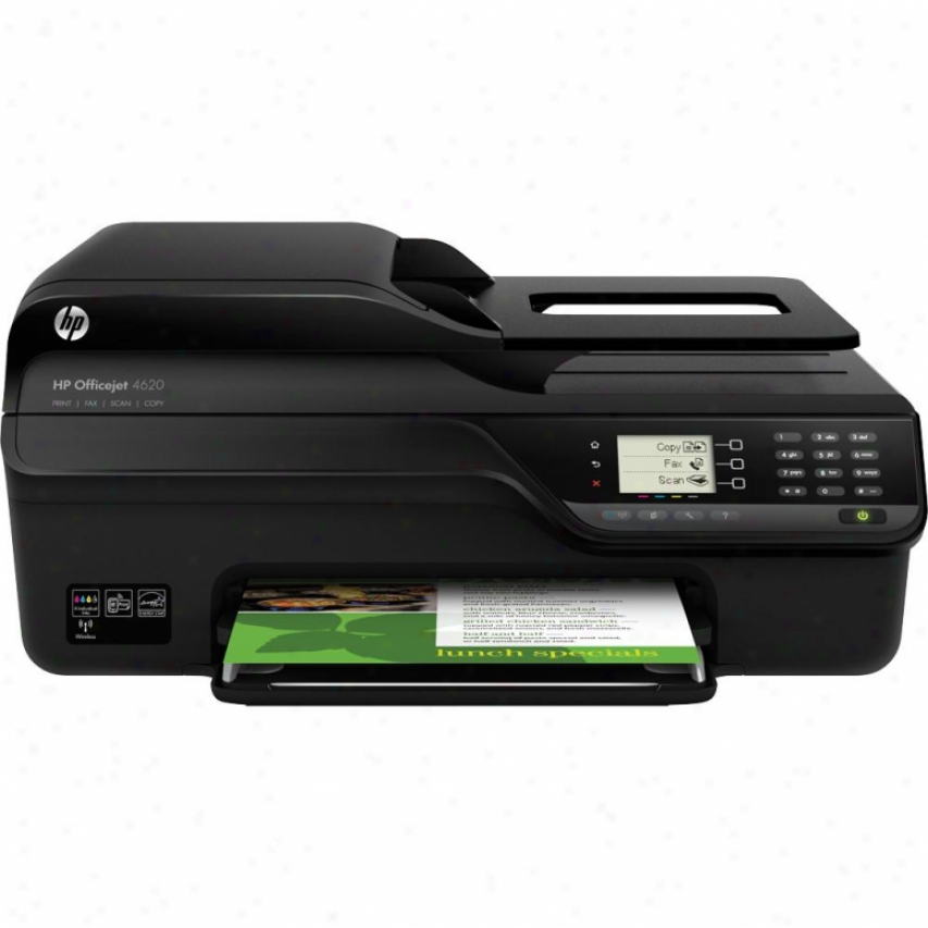 Hp Officejet 4620 All-in-one Cz152a