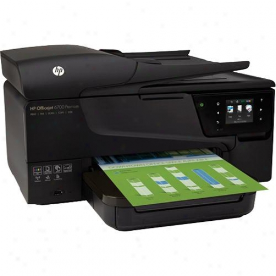 Hp Officejet 6700 Annual rate  All-in-one Wireless Office Machine
