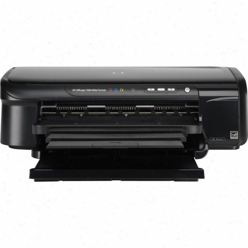 Hp Officejet Pro 7000 Wide Format Printer