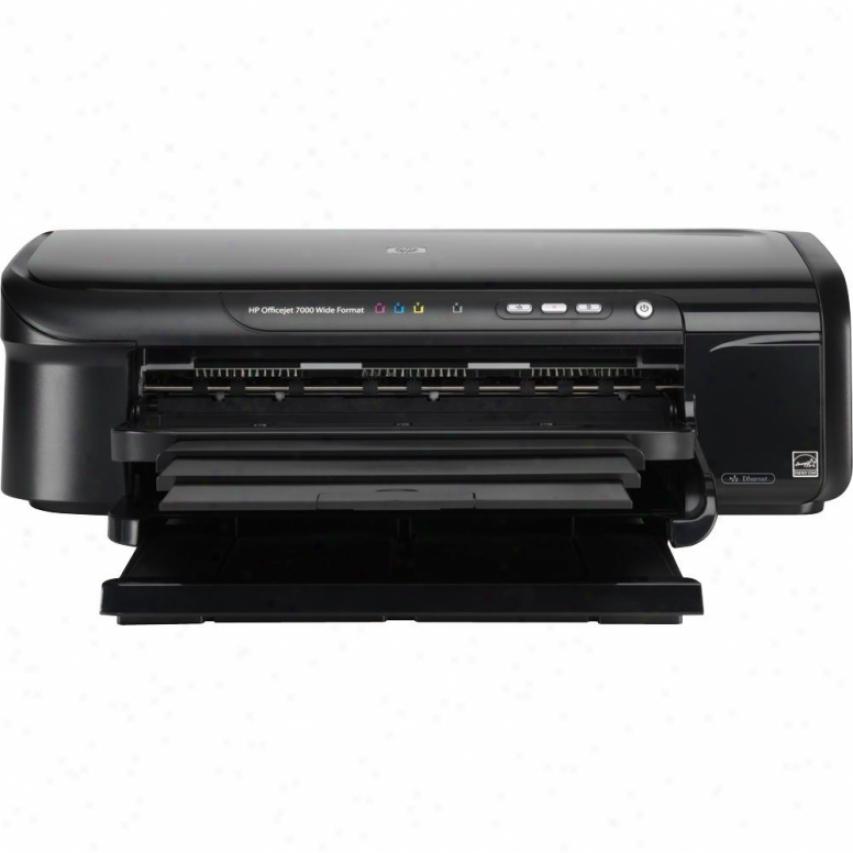 Hp Officejet Pro 7000 Wide Format Printer