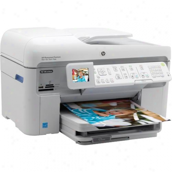 Hp Open Box C309a Wireless Photosmart Premium Fax All-in-one Home Office Machine