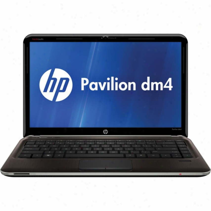 "Hp Auricle Dm4-3040us 14"" Entertainment Notebook Pc"