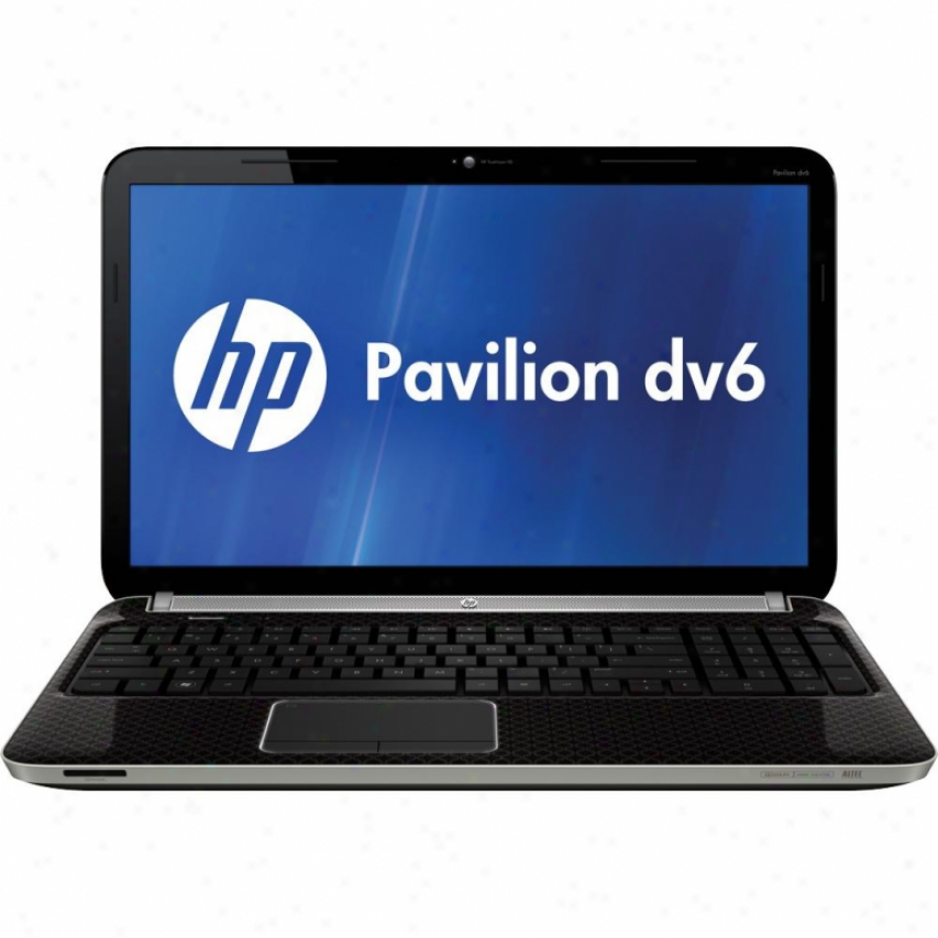 Hp Pavilion Dv6-6c14nr 15.6&quoot; Entertainmennt Notebook Pc