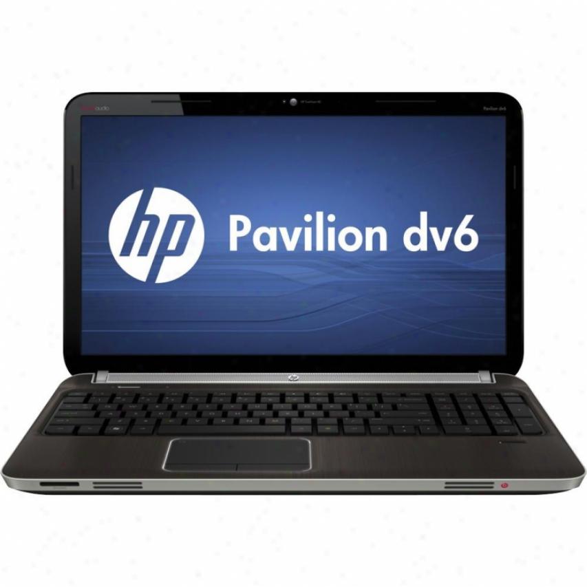 """Hp Pavilion Dv6-6c50us 15.6"""" Entertainment Notebook Pc"""