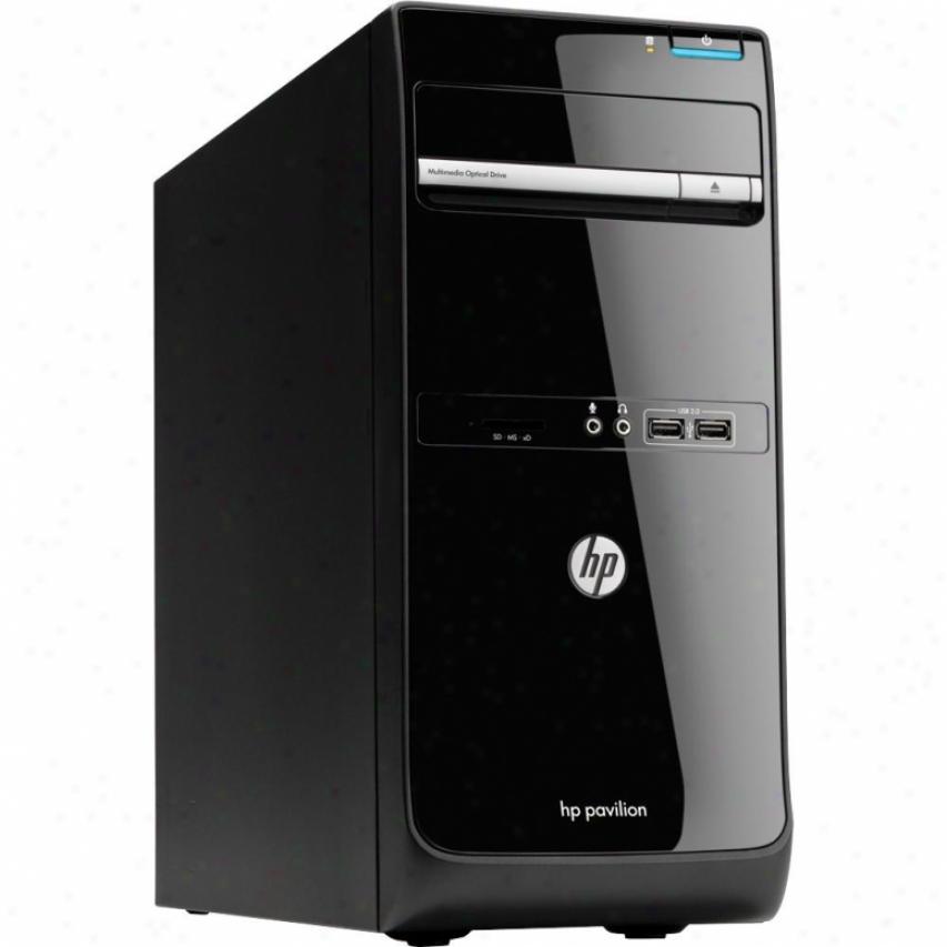 Hp Pavilion P6-2100 Desktop Pc