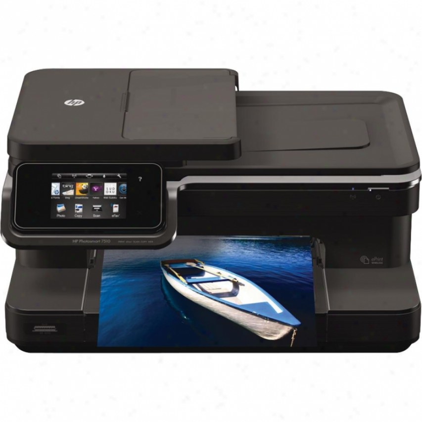 Hp Phot0smart 7510 Wireless E-all-in-one Printer