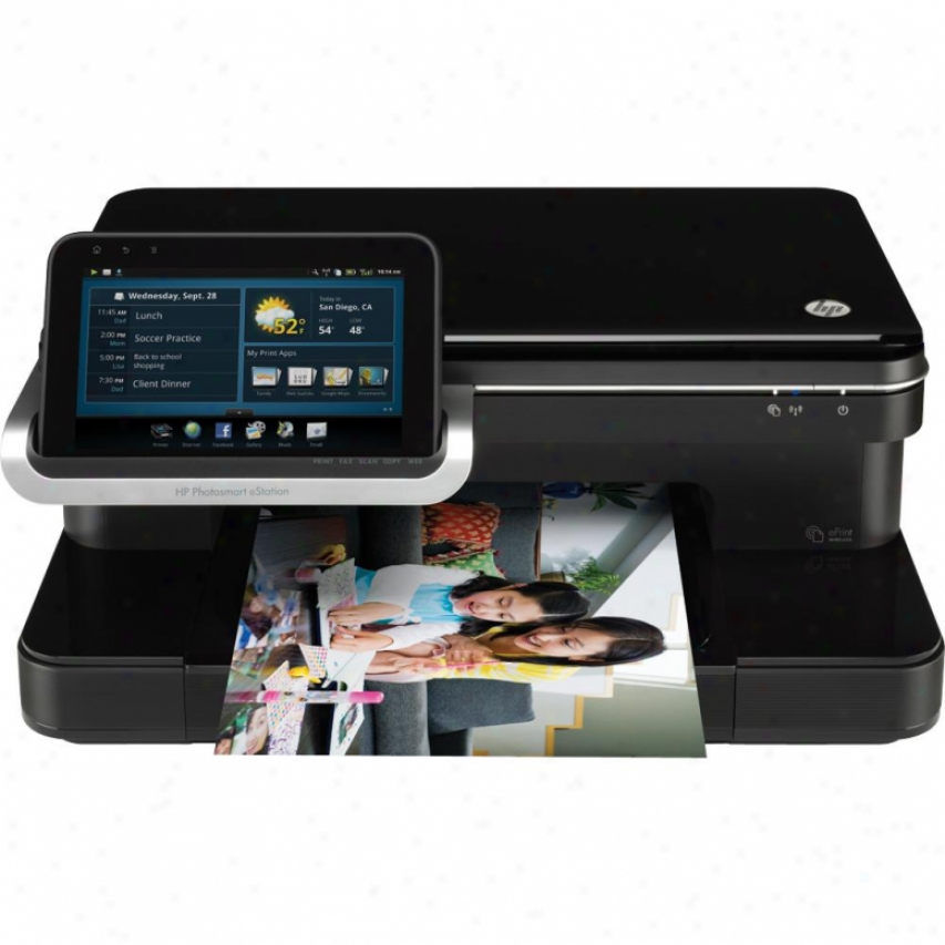 Hp Photosmart Estation C510a E-all-in-lne Wireless Printer
